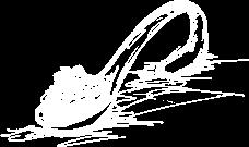 Zeichnunng Amuse-Gueule-Löffel