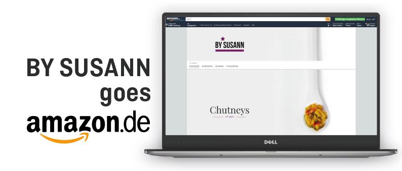 By Susann goes Amazon
