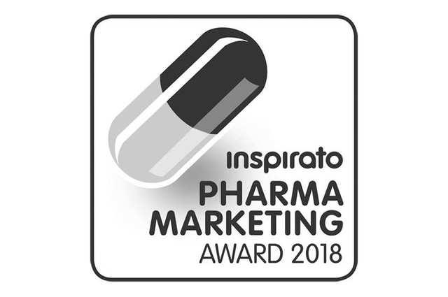 Inspirato Pharma Marketing Award 2018