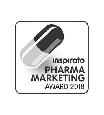 Inspirato Pharma Marketing Award 2018